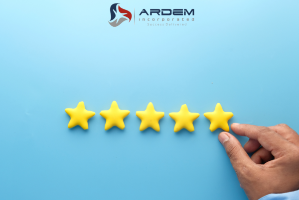 ARDEM ranks among the top data entry services in 2021.